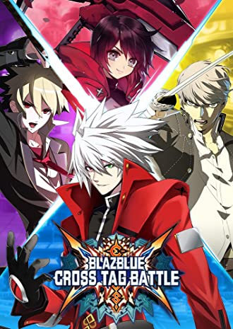 BLAZBLUE CROSS TAG BATTLE Limited Box