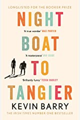 Night Boat to Tangier Kindle Edition