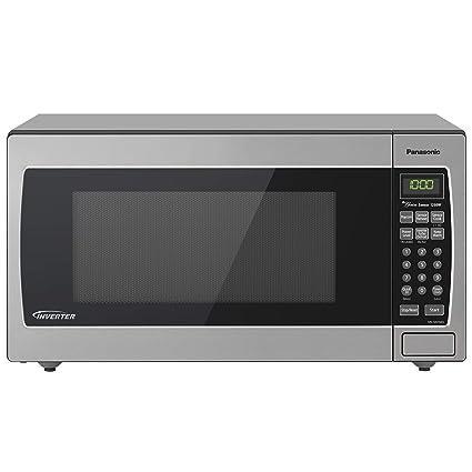 panasonic genius inverter microwave troubleshooting