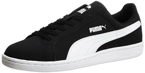 Scarpe PUMA Smash L Sneaker Scarpe Basse normalissime scarpe da ginnastica bianco NUOVO