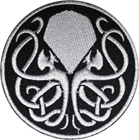 Parche bordado de Cthulhu para coser o planchar del Imperio real ...