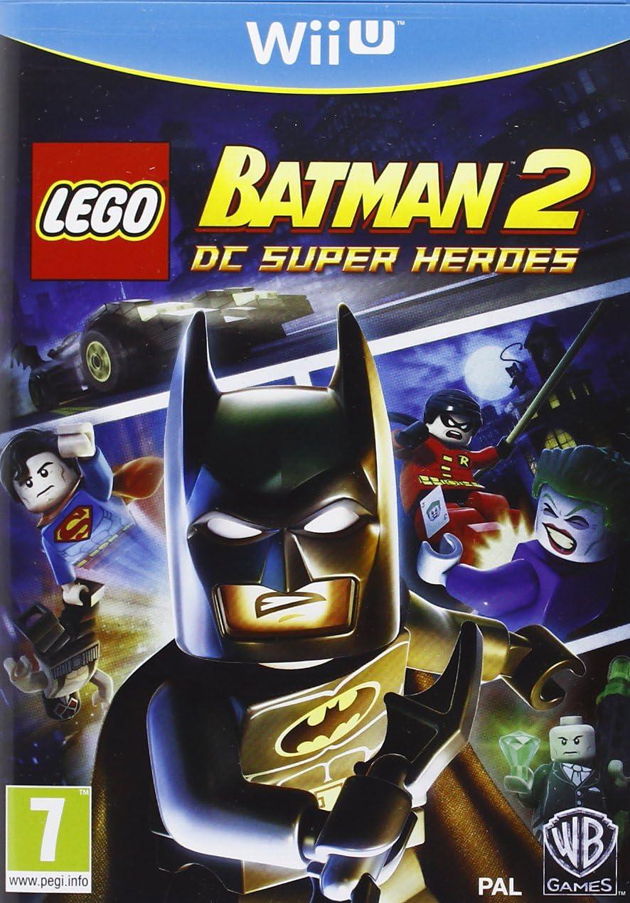 Warner Bros LEGO Batman 2 - Juego (Wii U): Amazon.es: Videojuegos