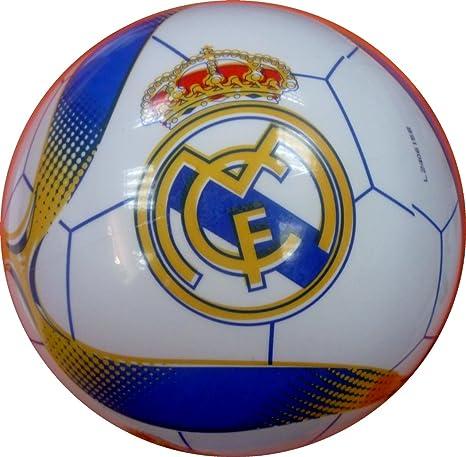 FC Real Madrid - Balón de fútbol, oficial, certificado auténtico ...