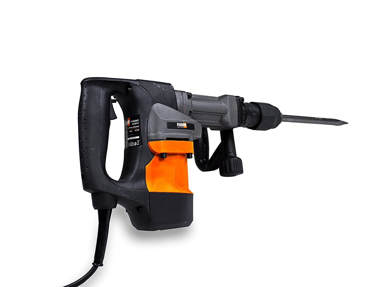 Feider F1050MPI Martillo percutor 1050 1010 W, 230 V color negro metalizado