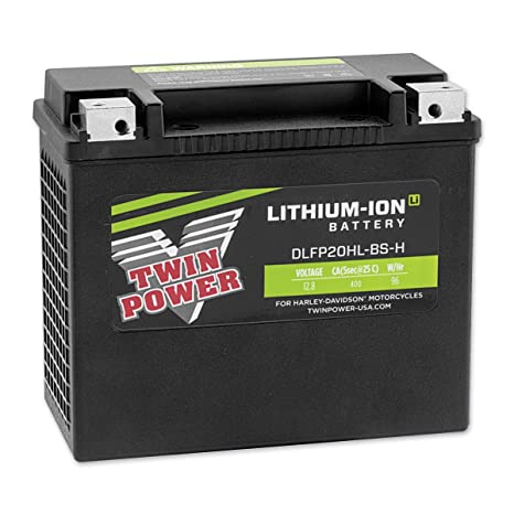 Lithium Ion Car Battery >> Amazon Com Twin Power Lithium Ion Batteries Dlfp20hl Bs H