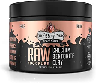 product image for My Magic Mud Raw 100% Pure, Calcium Bentonite Clay, 5.5 oz (155.9 g)
