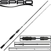 Spro Freestyle Skillz Micro Lure 2,20m 3-14g - Spinnrute zum leichten Spinnfischen auf Barsch & Forelle, Ultra Light Rute
