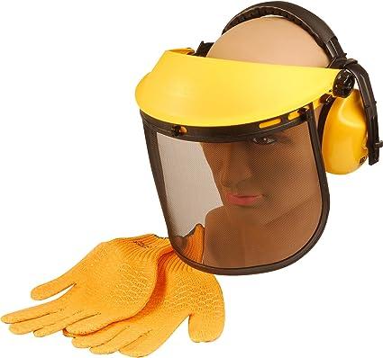 Preciso tarima ALM hierba y desbrozadora casco [2 unidades] - Con garantía 3 años rescu3®