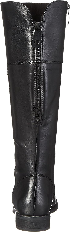 Tamaris 25530, Bottes hautes Femme Noir Black