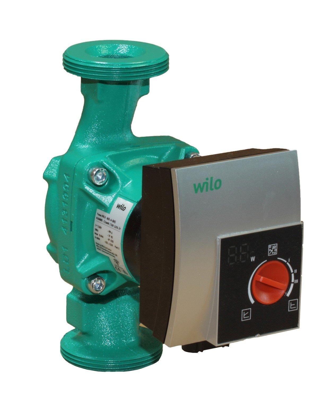 Wilo HE-Nassl/äuferpumpe Stratos Pico plus 25//1-4 130mm inkl W/ärmed/ämmschale