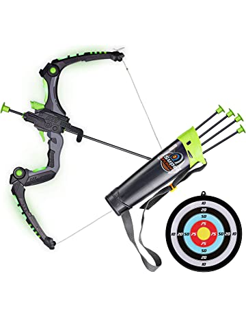 9b387be1be6 SainSmart Jr. Kids Bow and Arrows