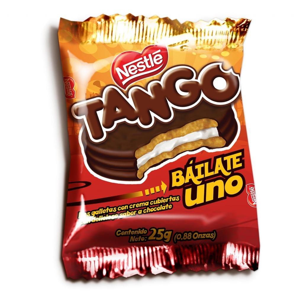 Amazon.com : Tango chocolate regular size chocolate tango 25 ...