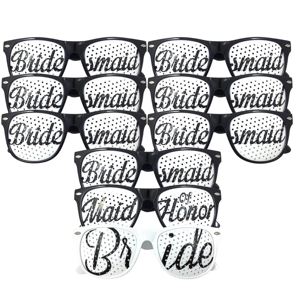 Amazon.com: Groom, Best Man, Groomsman Glasses - Party Favours for ...
