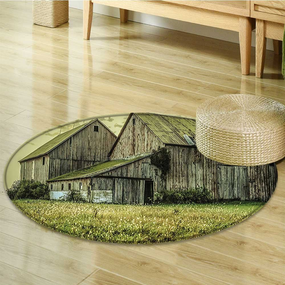 Amazon.com: Round Rugs for Bedroom er Field Barn WareMidwest Style on black and yellow bedroom ideas, yellow country bedrooms, yellow and grey bedroom ideas, beach house master bedroom ideas, yellow bedroom art, yellow bedroom window treatments, yellow bathroom remodeling ideas, yellow bedroom inspiration, floral bedroom ideas, yellow bedroom decorations, traditional small bedroom ideas, yellow bedroom rugs, yellow master bedroom ideas, teenage girl bedroom ideas, light yellow bedroom ideas, yellow themed bedroom, yellow painted bedroom decorating, yellow girls' bedroom, yellow bedroom accessories, blue bedroom ideas,