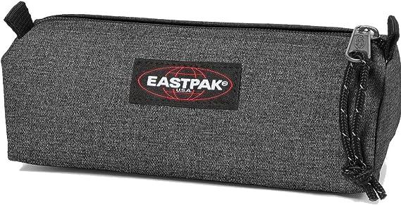 Eastpak Estuche Benchmark Black Denim negro talla única: Amazon.es: Ropa y accesorios