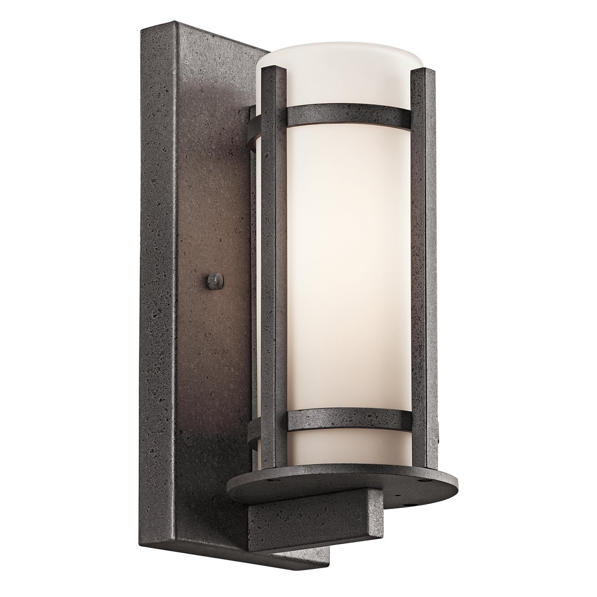 Kichler 49119AVI One Light Outdoor Wall Mount by Kichler Lighting