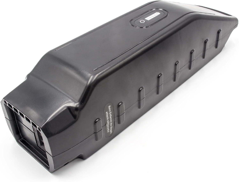 vhbw batería Compatible con Haibike Sduro AllMtn RC, AllMtn RX, FullNine RC, FullNine RX, FullNine SL ebike Bicicleta eléctrica (13Ah, 36V, Li-Ion)
