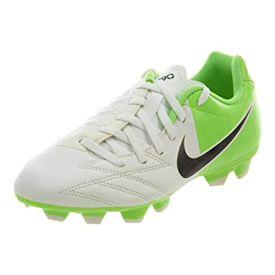 8fdbfa64f1f0 Amazon.com | Nike Little Kids Jr T90 Shoot Iv Fg Style: 472567-170 ...