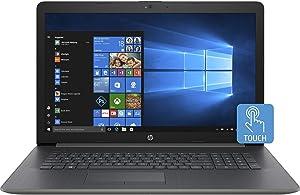 "HP 15.6"" HD 1366x768 Touchscreen Flagship Laptop, Intel Core i7-7500U 2.7GHz, 8GB DDR4 RAM, 256GB SSD, DVDRW, Intel HD Graphics 620, WiFi, HDMI, Windows 10"