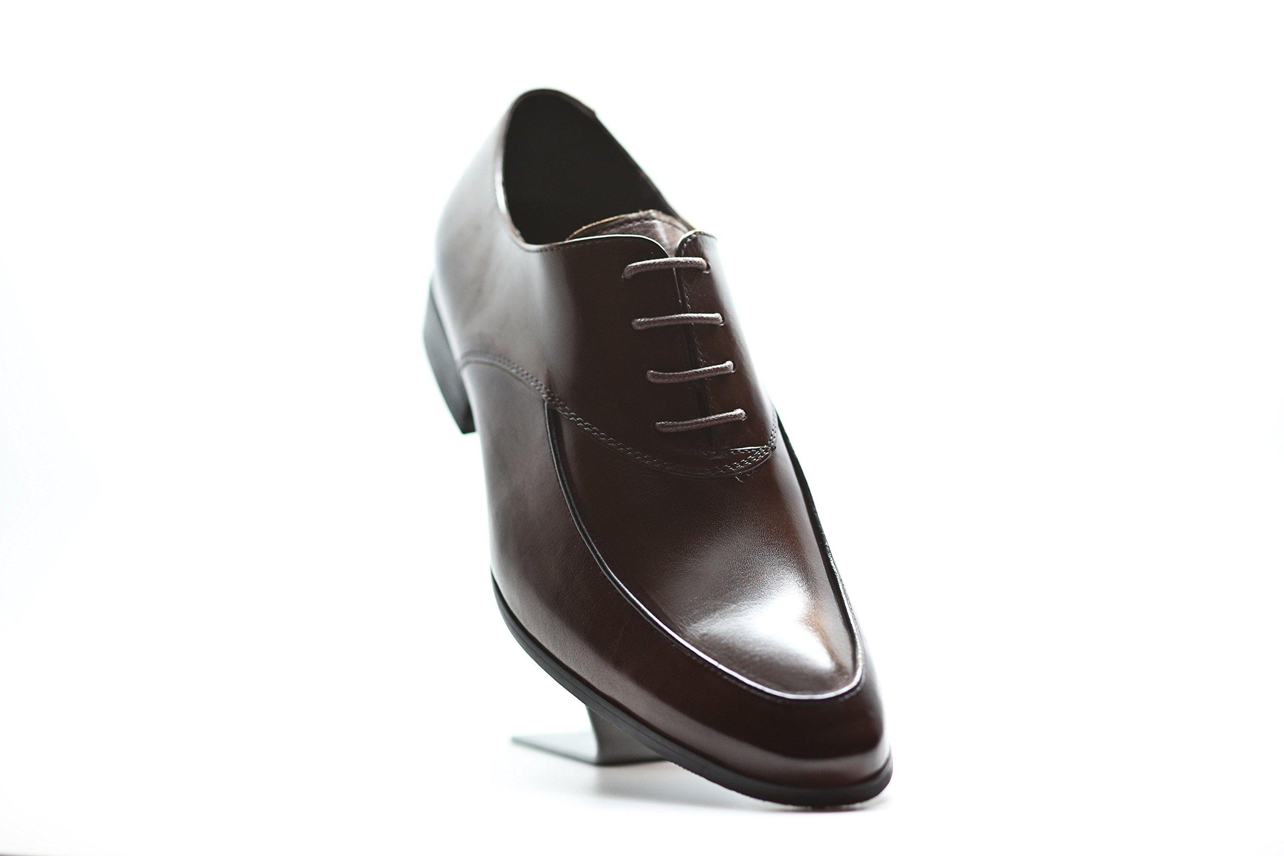Liam Michael Shoes Men's Gemini 12 Coffee by Liam Michael Shoes