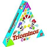 Triominos 60613Color, jeu