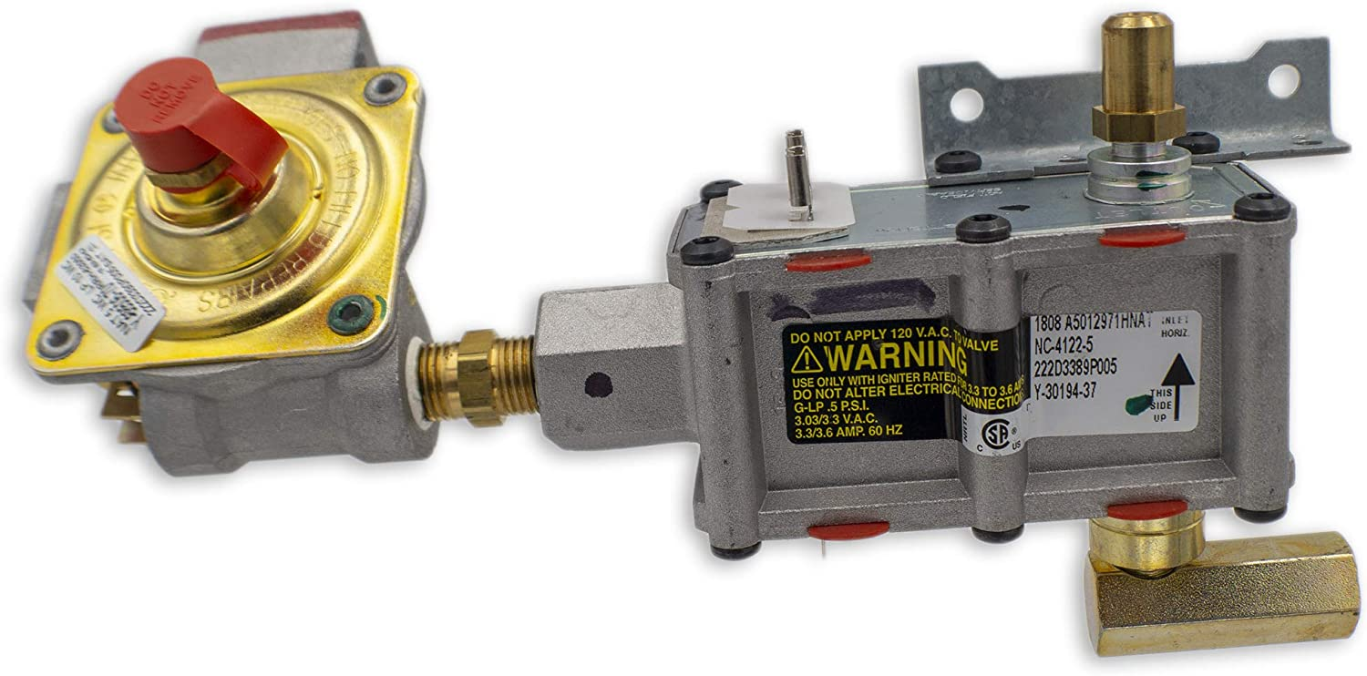 Supplying Demand WB21X21506 Range Control Valve Compatible With GE Fits AP5803529 PS8768299
