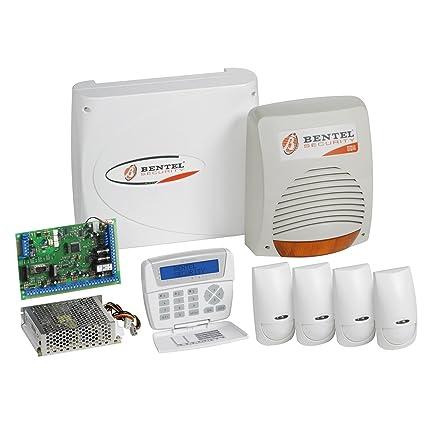 Kit de alarma BENTEL Casa KYO32 Sistema central de alarma ...