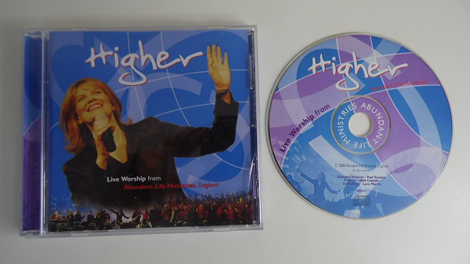 Higher - Live Worship from Abundant Life Ministries, England