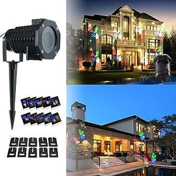 QWE Luces LED para Proyectores - Iluminación En Blanco con ...