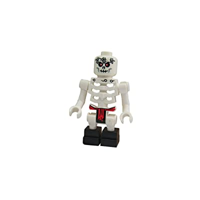 LEGO Ninjago- Frakjaw Minifigure: Toys & Games
