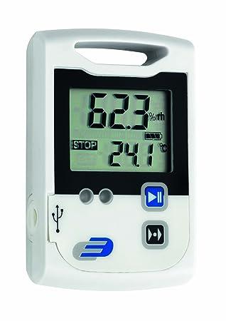 TFA 31.1043 termómetro ambiental - termómetros ambientales (Digital, Rectangular, CR2032, 1,