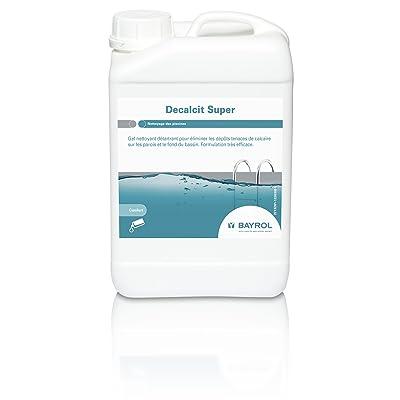 Bayrol - Entretien piscine - Decalcit Super bidon 3L - Détartrant calcaire piscine - BAYROL