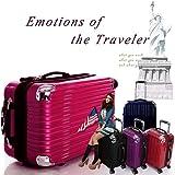 スーツケース大型・超軽量・Lサイズ・TSAロック搭載・キャリーバッグ 6212L