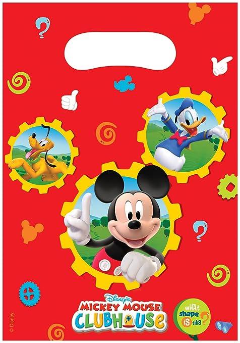 amscan - Piñata Mickey Mouse (9620): Amazon.es: Hogar