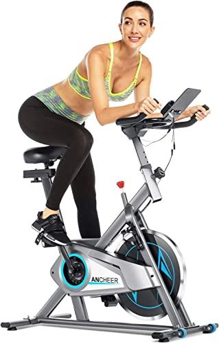 FUNMILY Indoor Cycling Bike Stationary