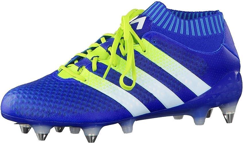 adidas Ace 16.1 Primeknit SG, Chaussures de Football Homme