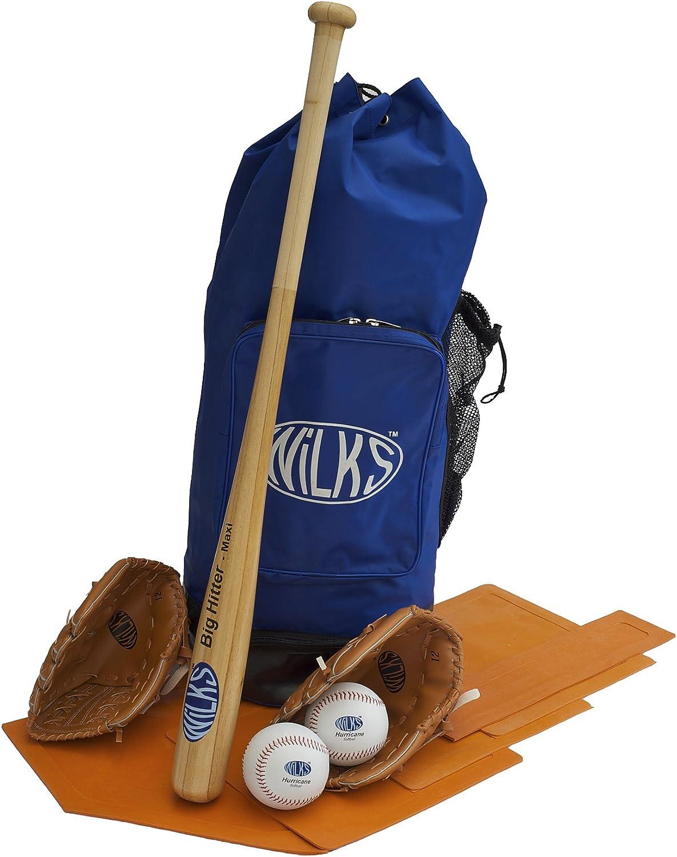 Wilks Active Softball Set Blue 90 cm