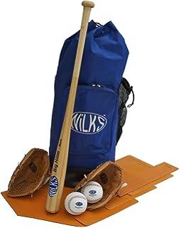 Blue Wilks Senior Teambuilder Softball Set 90 cm