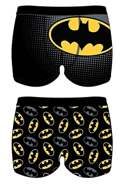 Mens Batman Boxer Shorts Small
