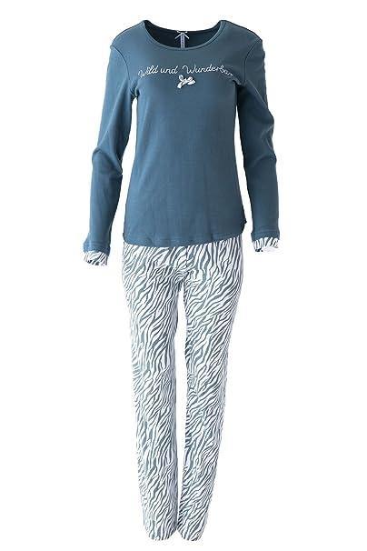 Louis & Louisa - Pijama - para Hombre petróleo S