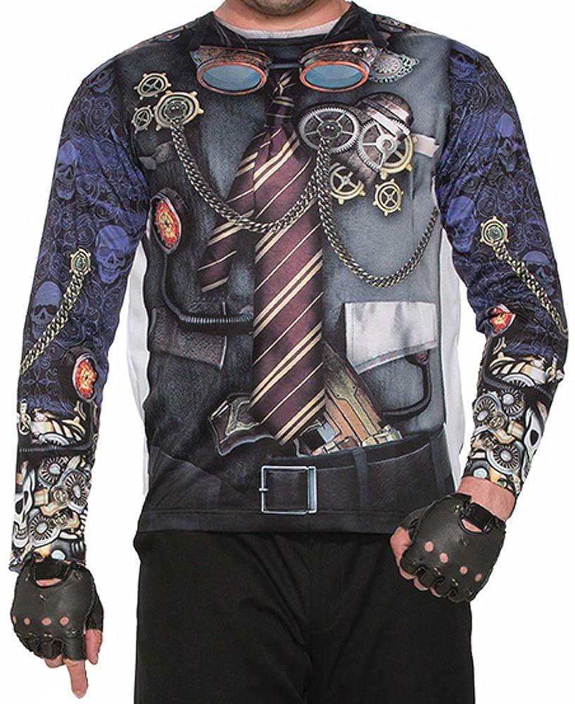 Forum Steampunk Mens Adult Shirt Forum Novelties