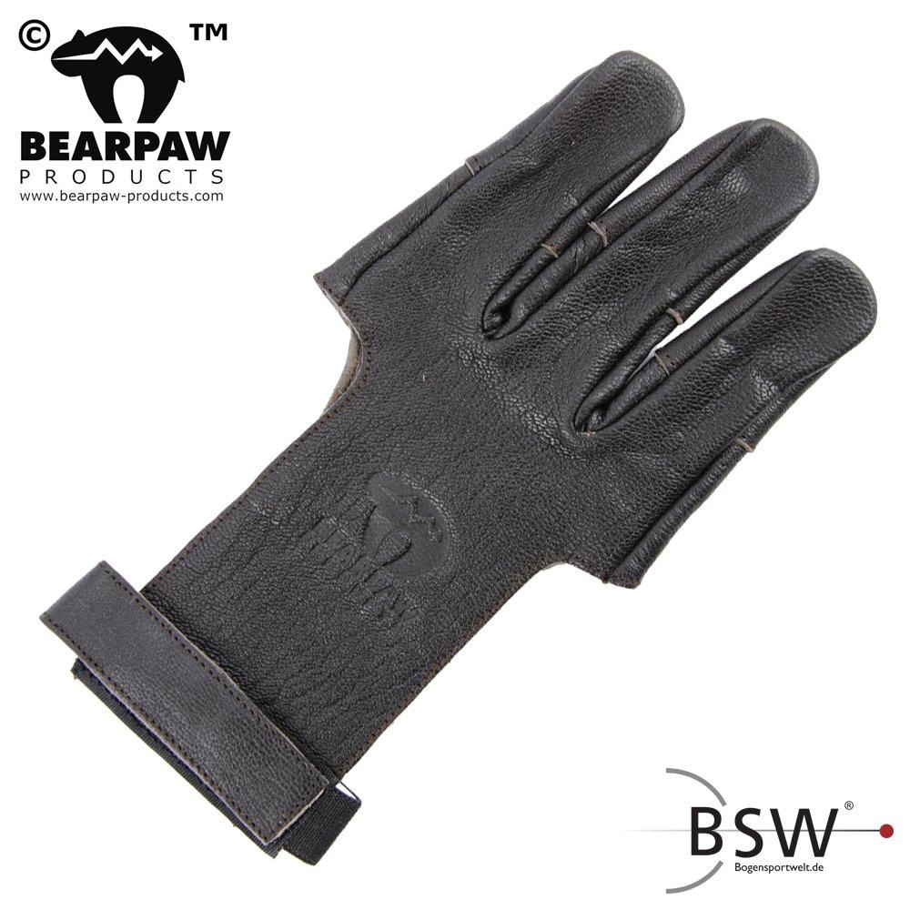 Bearpaw Damascus Archery Shooting Glove