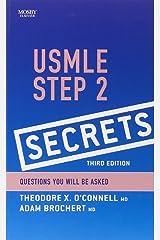 USMLE Step 2 Secrets, 3rd Edition Paperback
