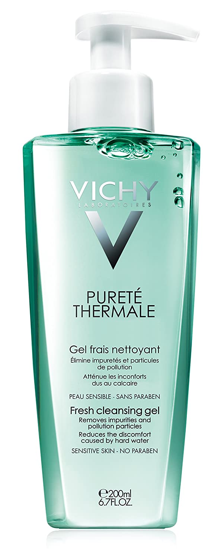 Vichy Purete Thermale Fresh Reinigungsgel, 1er Pack (1 x 200 ml) 3337871330125 VCH926409311_-200ML