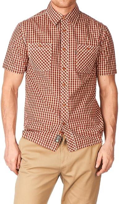Element Camisa Cuadros: Amazon.es: Ropa y accesorios