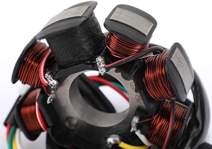 Areyourshop Statore Magneto per K-T-M 125 SX EXC 200 250 300 05-16 54839204000 2K-3 versione