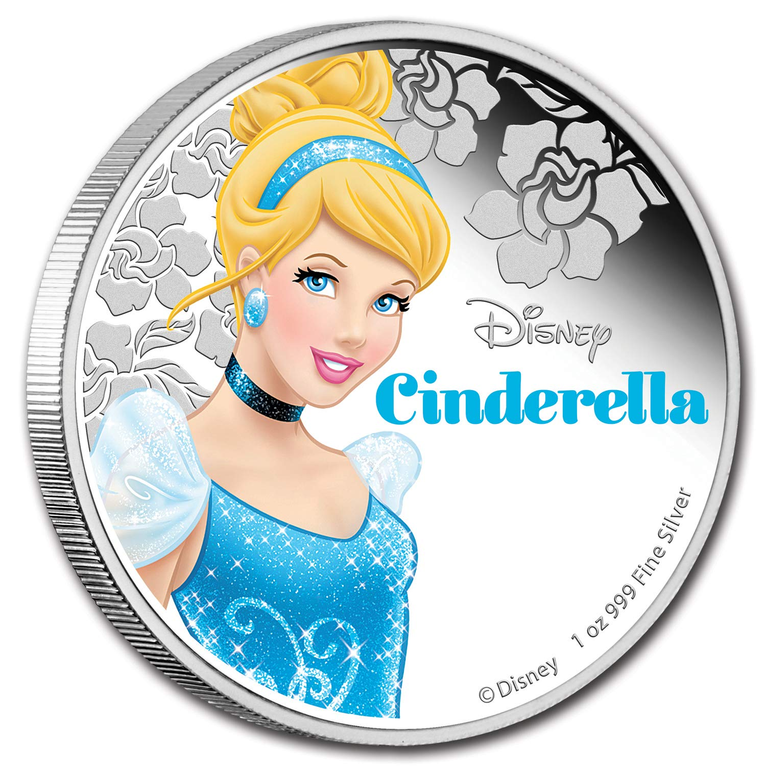 2016 SILVER DISNEY PRINCESS SERIES NGC PF70 FIRST DAY OF ISSUE POCAHONTAS