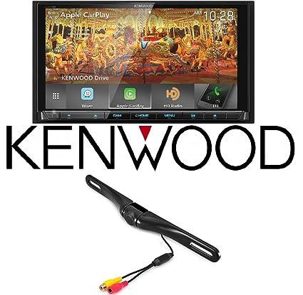 Amazon com: Kenwood DDX9905S eXcelon Double-DIN with Apple CarPlay