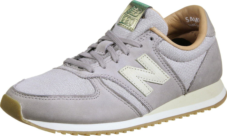 gris Powder New Balance WL420 W chaussures