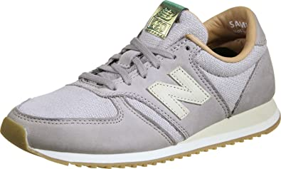 77627f00b15f New Balance 420 Femme Baskets Mode Taupe  Amazon.fr  Chaussures et Sacs